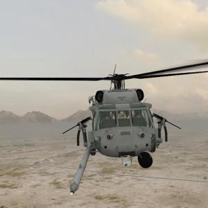 Air Cavalry Heli combat simulations